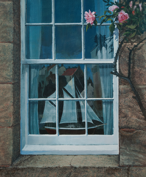 pittenweem window